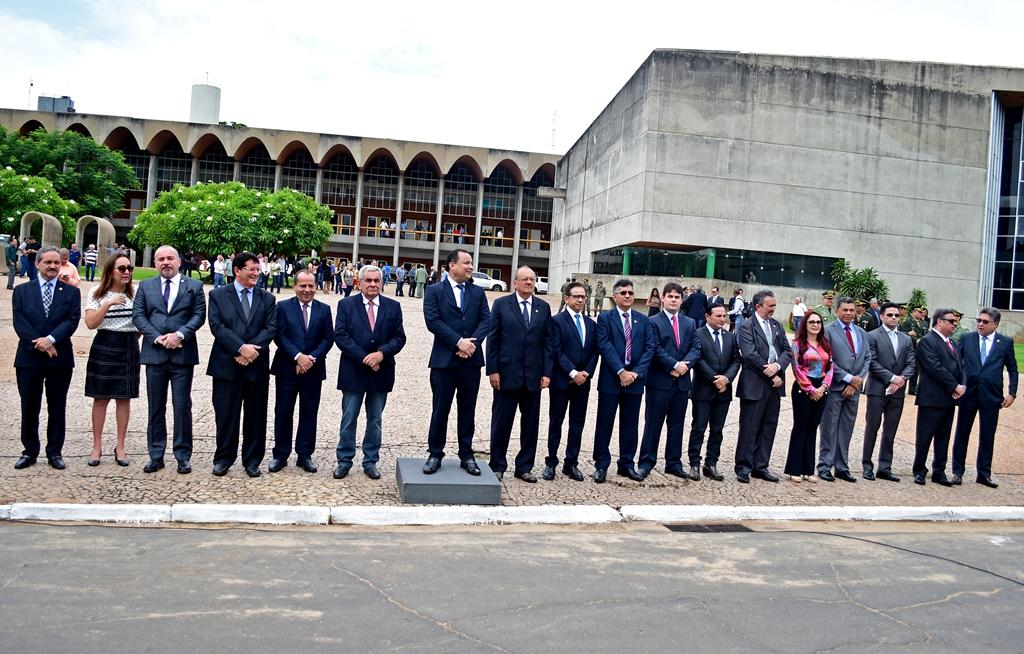 De 30 apenas 18 deputados/ foto Jailson Soares